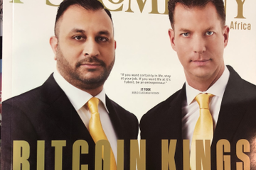 Bitcoin's Unknown 'Kings': The Magazine Mystery That's Got Crypto Guessing
