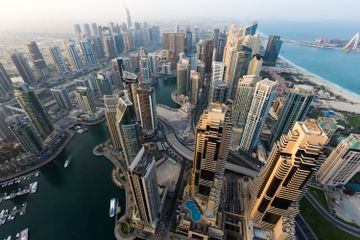Dubai Plans to 'Disrupt' Its Own Legal System with Blockchain