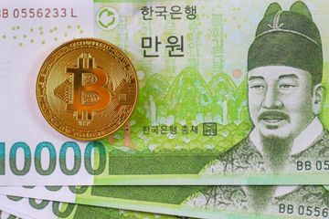 South Korea's Financial Watchdog Warns Investors Over Crypto Funds