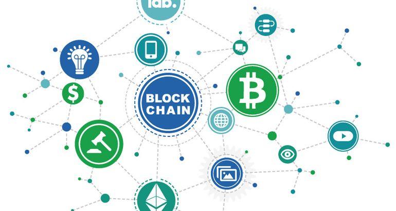 how does blockchain technology work